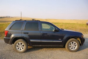 2008 Jeep Grand Cherokee 3.0 Diesel