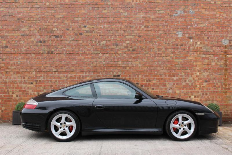 Porsche 911 Carrera 4 S 2002 Petrol Manual In Black Highbridge Somerset Gumtree