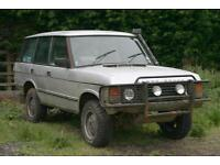 Range Rover 3.5 V8 EFI Auto