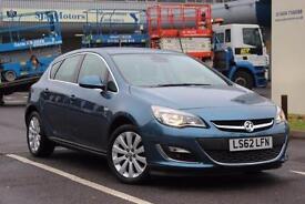 2012 Vauxhall Astra 1.6 i VVT 16v Elite 5dr