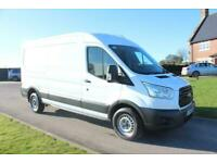 2016 Ford Transit 2.2 TDCi 125ps H2 Van,ONLY 65,000 MILES,2 OWNERS,LOVELY VAN,HP