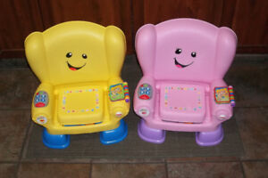 Fisher-Price - Laugh & Learn - Smart Stages Chair -