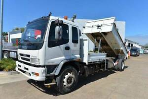 ISUZU FVR 900 ** TIPPER ** #4972 Archerfield Brisbane South West Preview