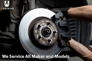 Need to replace your brakes? We will come to you!! Auto repair