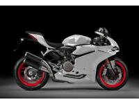 *NEW* Ducati 959 Panigale White SAVE £1,343 | £1,000 Deposit & £165 pcm