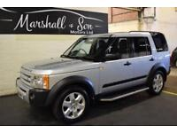2008 08 LAND ROVER DISCOVERY 3 2.7 3 TDV6 HSE 5D AUTO 188 BHP DIESEL
