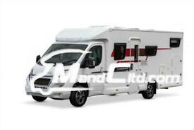 Elddis Autoquest 194 2021 4 berth motorhome diesel engine