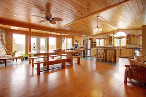 4500 sq ft Country Oasis Home on 42 Acres, 3 acre Lake! London Ontario image 6
