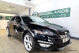 Ford Mondeo Titanium X Sport 2.0 TDCi [5X FORD SERVICES, LEATHER and HEATED/COOL