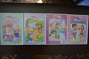 4 Holly Hobbie & Friends DVD's for $10 total