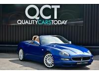 Maserati Spyder 4200 4.2 V8 GT Cambiocorsa *Rare Car + High Spec*