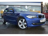 2007 57 BMW 120 2.0TD AUTO GOOD & BAD CREDIT FINANCE AVAILABLE