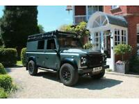 2015 Land Rover Defender 110 Utility XS 2.2 Manual