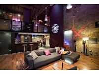 Exquisite 2 bed Warehouse Conversion - Underground Parking - Mezzanine - Avl Now - Call ASAP