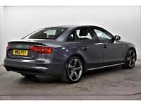 2012 Audi A4 TDI S LINE BLACK EDITION Diesel grey Manual