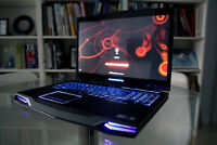 ALIENWARE M17X,Intel i7,16GB RAM,0.5TB HD,AMD HD 7970M,Win 7