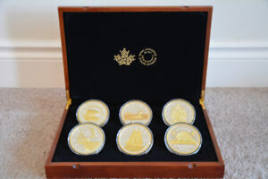 2015 Big Coin Series with Collector Box