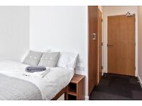 Deluxe En Suite single room Student accommodation, Host (Victoria Halls), Wembley.