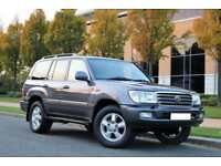 Toyota Land Cruiser Amazon 4.2TD