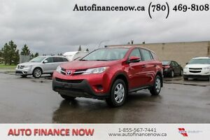 2013 Toyota RAV4 LE AWD OWN ME FOR ONLY $115.43 BIWEEKLY!