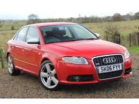 2006/06 Audi A4 2.0TDI S Line, JUST ARRIVED IN STOCK