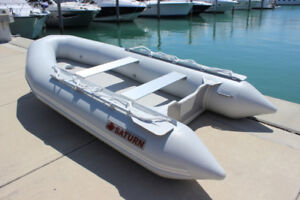12' Saturn Inflatable Boat SD360 1400$ OBO
