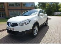 SOLD NOW 2011 Nissan Qashqai 1.5 Dci Left hand drive LHD French Registered