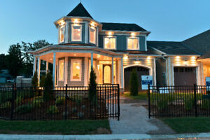 Hurry! FULLY DETACHED HOME with 300′ long private beach