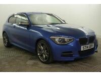 2014 BMW 1 Series M135I Petrol blue Automatic