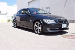 2011 BMW 328xi coupe.