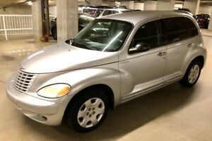2005 Chrysler PT Cruiser - LOW KMs EXCELLENT CONDITION