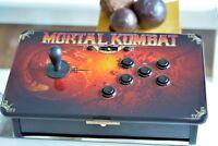 Manette Mortal Kombat Arcade Stick PS3. Playstation 3 + GAME.