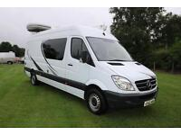 Mercedes-Benz Sprinter Acorn Race Van Conversion