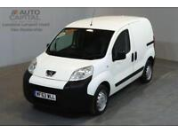PEUGEOT BIPPER 1.2 HDI 75 BHP L1 H1 SWB LOW ROOF