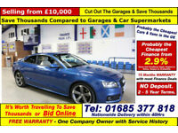 2011 - 61 - AUDI A5 S LINE BLACK EDITION 2.0 TURBO TFSI 180 2 DOOR COUPE (GUIDE)