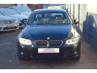 2012 BMW 3 Series 320 Coupe 2.0d 184 Sport Plus Edition St6 Diesel black Automat