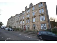 Comfortable two double bedroom top floor property in popular Fountainbridge area of Edinburgh.