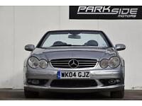 2004 Mercedes-Benz CLK 5.4 CLK55 AMG 2dr