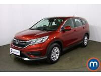 2018 Honda CR-V 2.0 i-VTEC S 5dr 2WD [Nav] Estate Petrol Manual