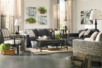 ASHLEY ALENYA COLLECTION ON SALE..SAVE BIG..NOW SOFA ONLY :$699