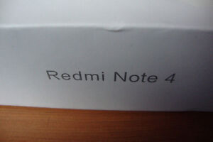 Brand New Redmi Note 4