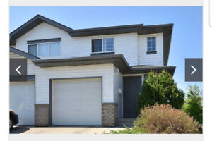 3 bedroom end unit for Rent in Lakeview Greens, Edmonton