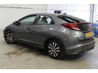 2014 Honda Civic 1.6 i-DTEC S 5dr (dab, bluetooth, premium audio)