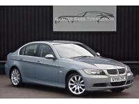BMW 3 Series 325i 2.5 SE Manual * Rare Arctic Blue + Dakota Grey Sport Seats *