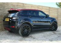 2016 66 LAND ROVER RANGE ROVER EVOQUE 2.0 TD4 EMBER SPECIAL EDITION 5D 177 BHP D