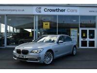 2015 BMW 7 Series 740Li SE 4dr Auto Saloon Petrol Automatic