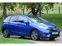 2017 Honda Jazz Ex Navi I-Vtec Cvt Auto Hatchback Petrol Automatic
