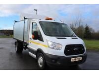 Ford Transit 350 Arb / Tree Tipper Truck 15 reg Ultra Low Mileage