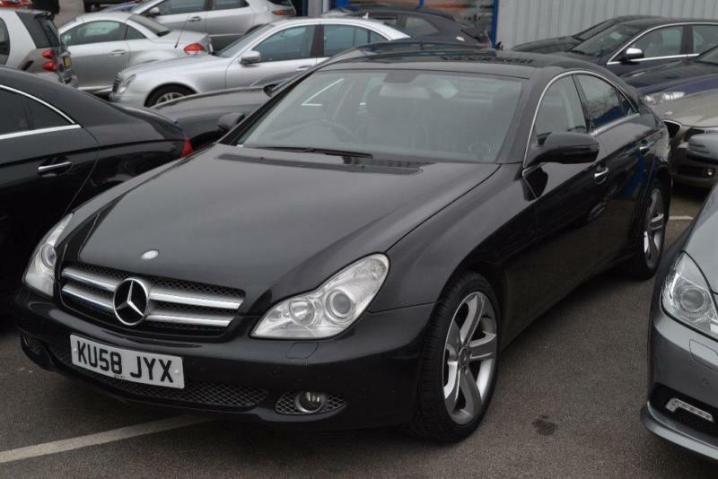 2008 mercedes benz cls 3 0 cls320 cdi 7g tronic 4dr in spondon derbyshire gumtree. Black Bedroom Furniture Sets. Home Design Ideas