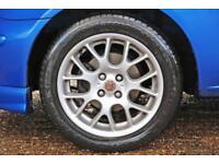 2002 MG ZR 1.4 105 3dr Petrol blue Manual